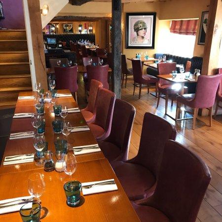 The Dog & Badger Restaurant: photo9.jpg