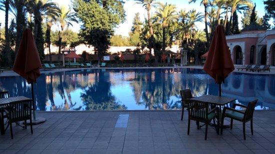 Royal Mirage Deluxe Marrakech: Бассейн