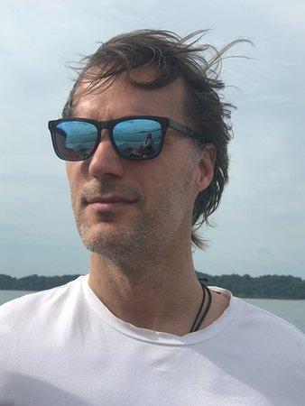 10 Minuten Am Boot Und Die Frisur Hält Picture Of Ranong Ferry