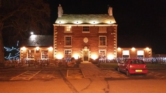 Partridge hotel Stretton
