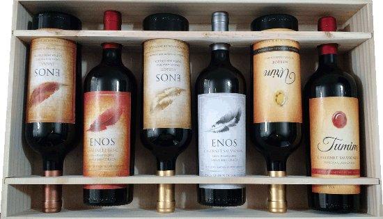 Divina Tavola Especiarias: destaque para os vinhos de produção limitada