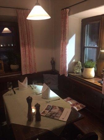 Gmund am Tegernsee, Alemanha: Am Fenster