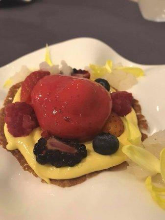 Ristorante Takada: dessert