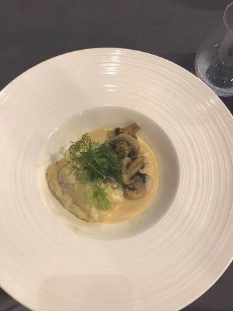 Ristorante Takada: braised cabbage wrapped veal