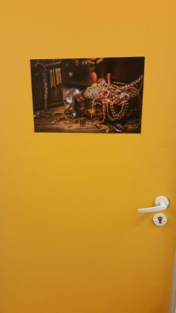 Escape Us: drzwi do zagadek pirackich