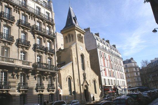 Ancienne Eglise Saint-François de Sales