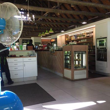 Kirstenbosch Tea Room Restaurant Cape Town