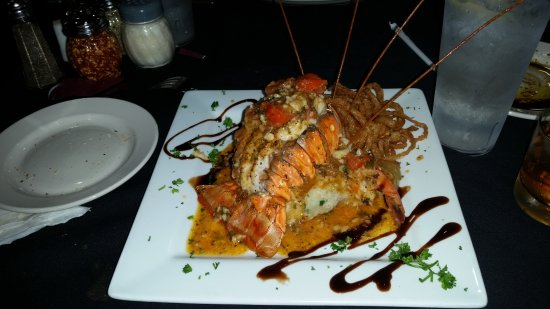 Bolivia, NC: Lobster Valentino