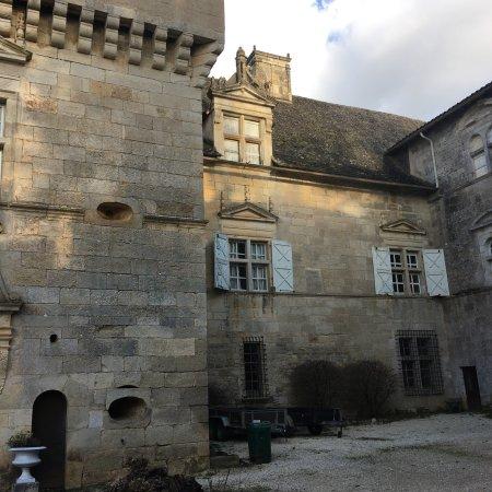 Château de Cénevières : photo1.jpg