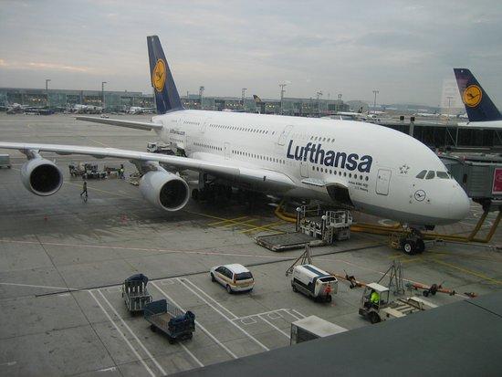 Lufthansa Flughafen Frankfurt