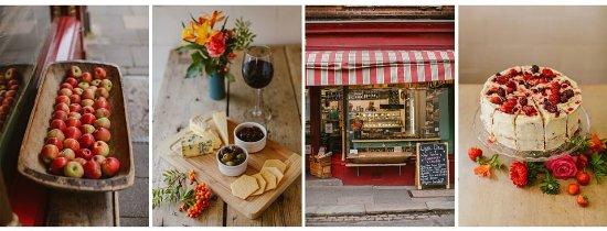 Plenty on offer at Louis' Deli & Cafe...