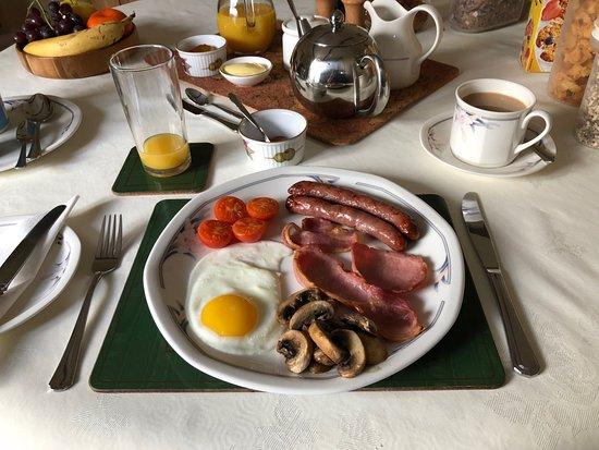 Streatley, UK: Delicious!