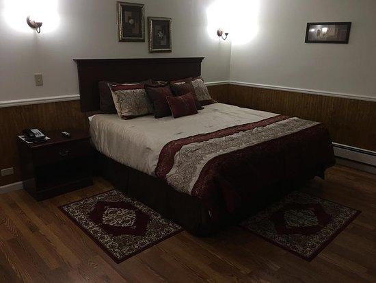 Caro, MI: honeymoon Suite room