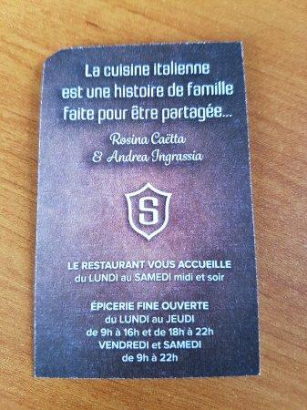 Grezieu-la-Varenne, France: La Strada chez Toane