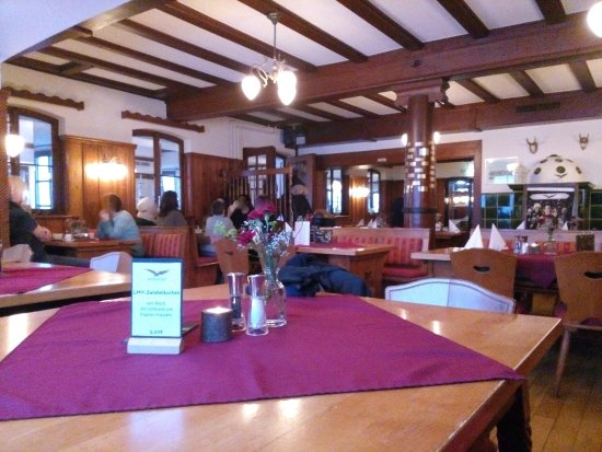 Hofbieber, Germany: Restaurant