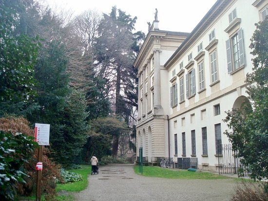 Ingresso al giardino picture of giardini di villa reale - Ingresso giardino ...