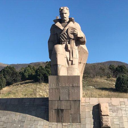 Грандиозный монумент