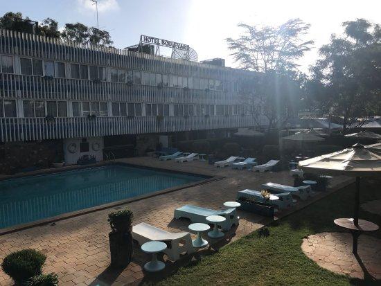 Sentrim Nairobi Boulevard Hotel: piscine