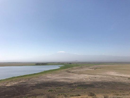 Amboseli National Park, Kenya: vue