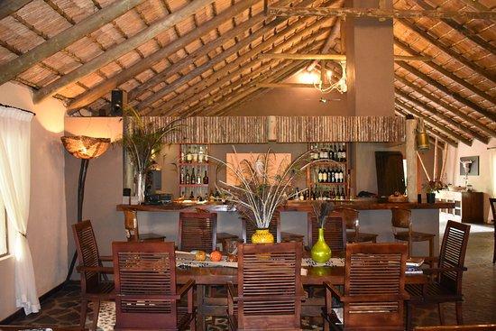 Blyde River Wilderness Lodge: Hauptgebäude