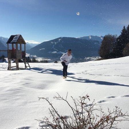 Iselsberg, Østrig: Fruhstuckspension Alpenrose