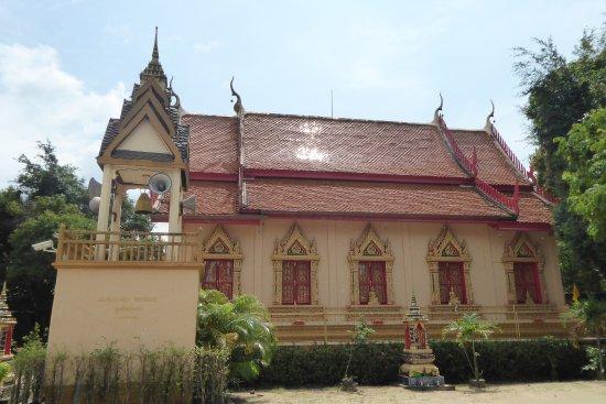 Mae Nam, Thailand: Wat Phu Khao Thong