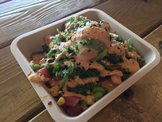 Winter Springs, FL: Ahi Tuna Bowl
