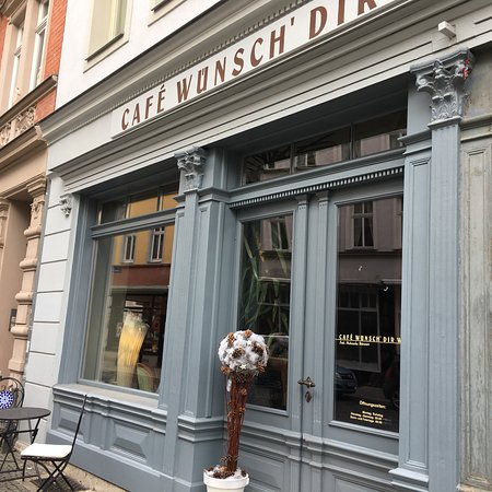 cafe wunsch dir was weimar omd men om restauranger tripadvisor. Black Bedroom Furniture Sets. Home Design Ideas