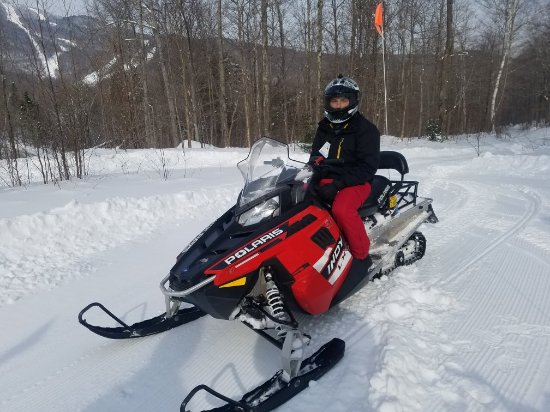 Snowmobile Vermont: 20180209_102158_large.jpg