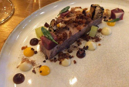 Restaurant Tristan : Duck