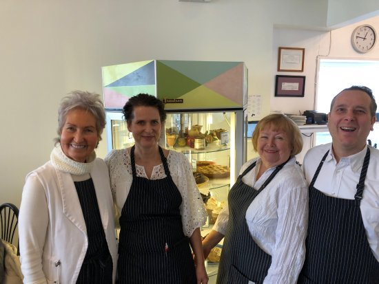 Cheeze Factory Restaurant : Super welcoming staff - great service