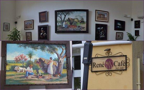 Rene Cafe Panama City