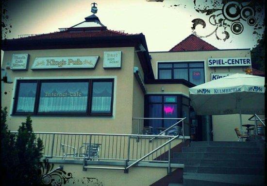 Pegnitz, ألمانيا: Kings Pub & Kings Play Pegnitz
