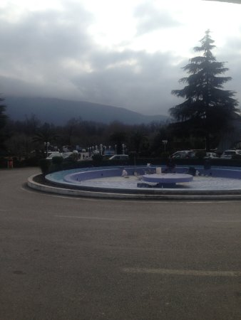 Khazar Parsian Azadi Hotel: entrance area