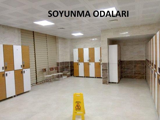 Afyonkarahisar Province, ตุรกี: SOYUNMA ODALARI