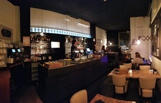Keuken Bar Design : Van de kaart bar keuken bild von van de kaart maastricht