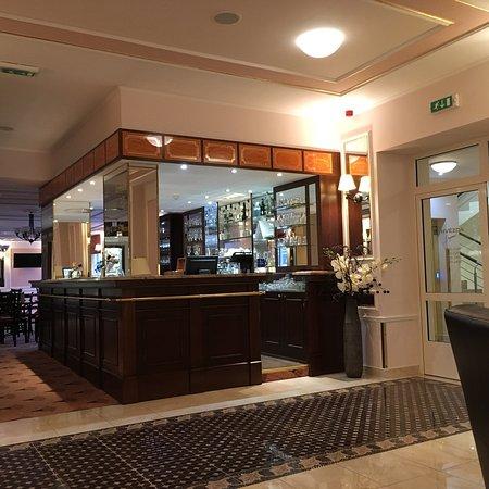 Danubius Health Spa Resort Hvezda and Imperial: Café Imperial