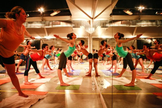 Spera Hot Yoga