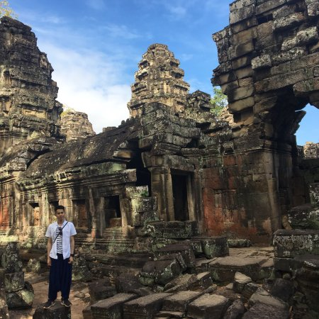 Khanny Siem Reap Angkor Tours and Transport