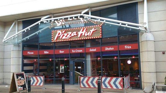 Pizza Hut Maidenhead Unit 3 Priors Way Menu Prices