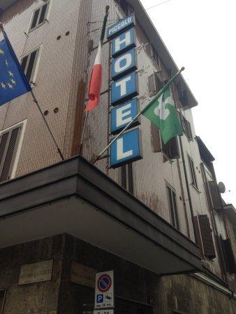 Piccolo Hotel: l'insegna dell'hotel