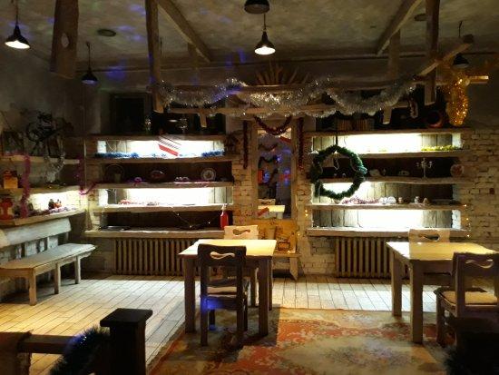 Экспедиция. Северная Кухня: Interior
