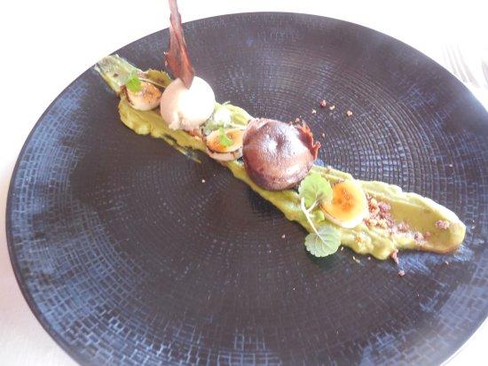 Noeux-les-Mines, France : moelleux chocolat