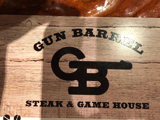 Gun Barrel Steak & Game House Foto