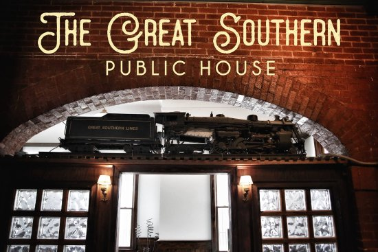 Hogansville, Τζόρτζια: The Great Southern Public House