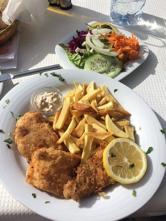 Palm Tree Pub Restaurante: Cod fish on Portuguese