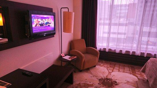 Nordic Hotel Forum: spacious