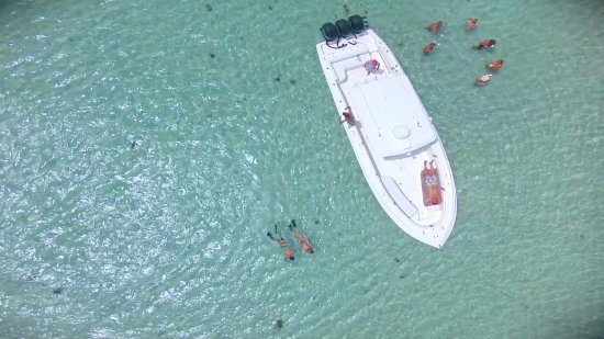 Cupecoy Bay, St Martin / St Maarten: Boat to Anguilla