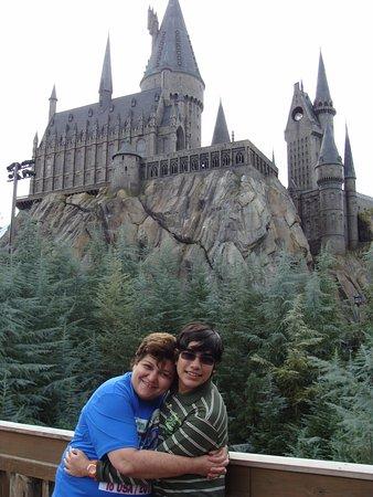 University Park, FL: No Castelo do Herry Potter