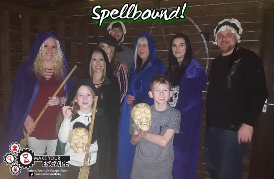 Escape Room Spellbound